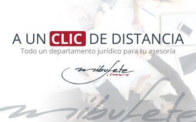 Gracias a un acuerdo alcanzado entre NCS Software y Mibufete.com,  ponemos a disposición de los asesores clientes de NCS un completo departamento jurídico desde sólo 10€ al mes.
