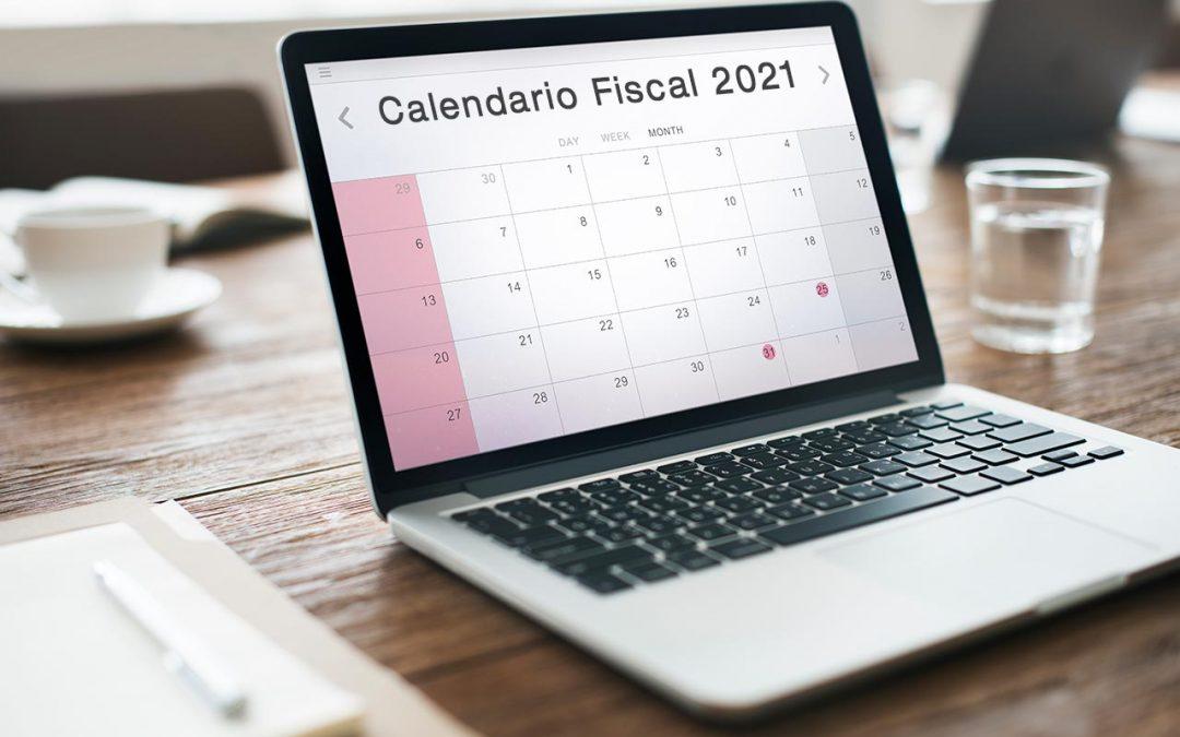 La Agencia Tributaria da a conocer el calendario fiscal a cumplir durante el año 2021